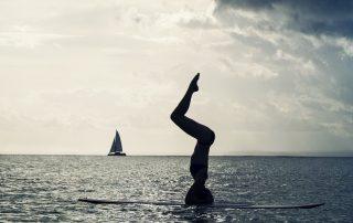 Sharni - SUP Yoga