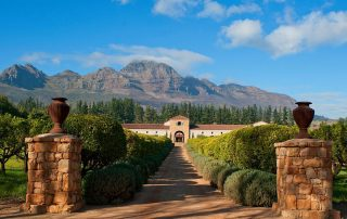 The stunning Waterford Wine Estate.