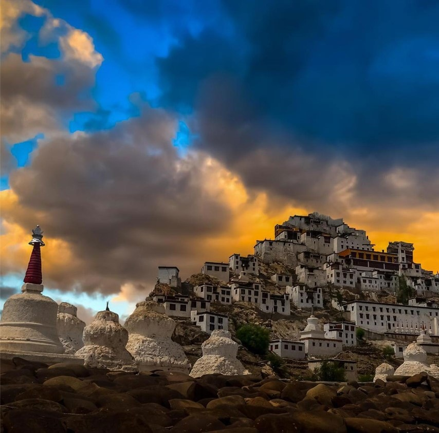 Unique excursions to Tibetan Buddhist Monasteries.