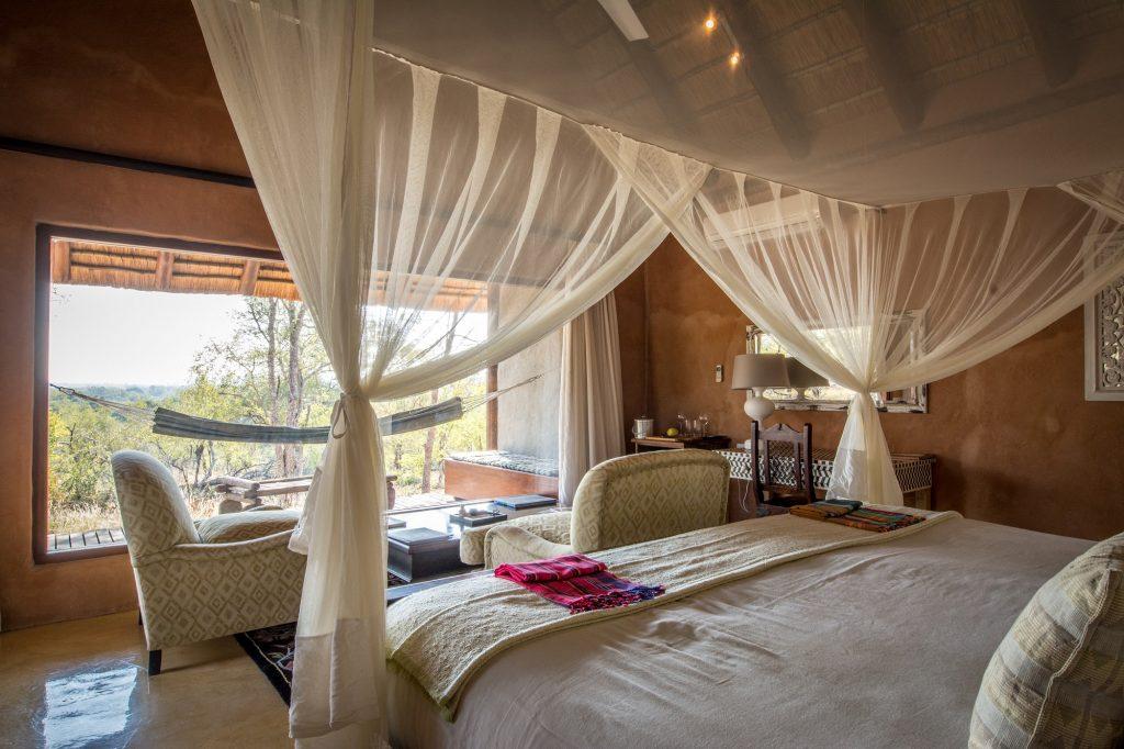 Relax in comfort at Garonga.