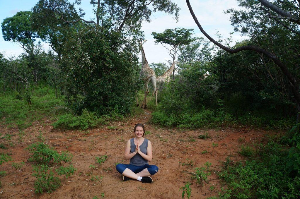 Meet your yoga teacher, Carolyn McPherson.