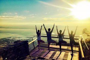 Big 5 Yoga Safari and wellness tours South Africa