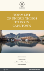unique experiences in Cape Town