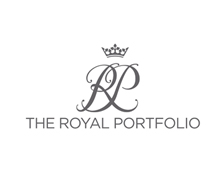 the royal portfolio logo