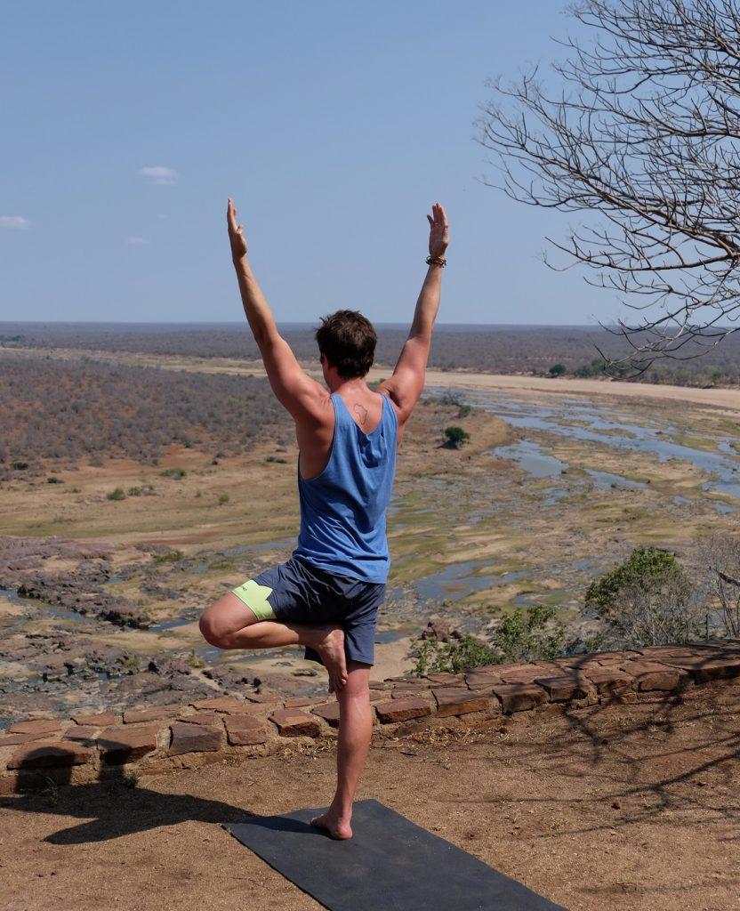 Kruger Yoga Safari.